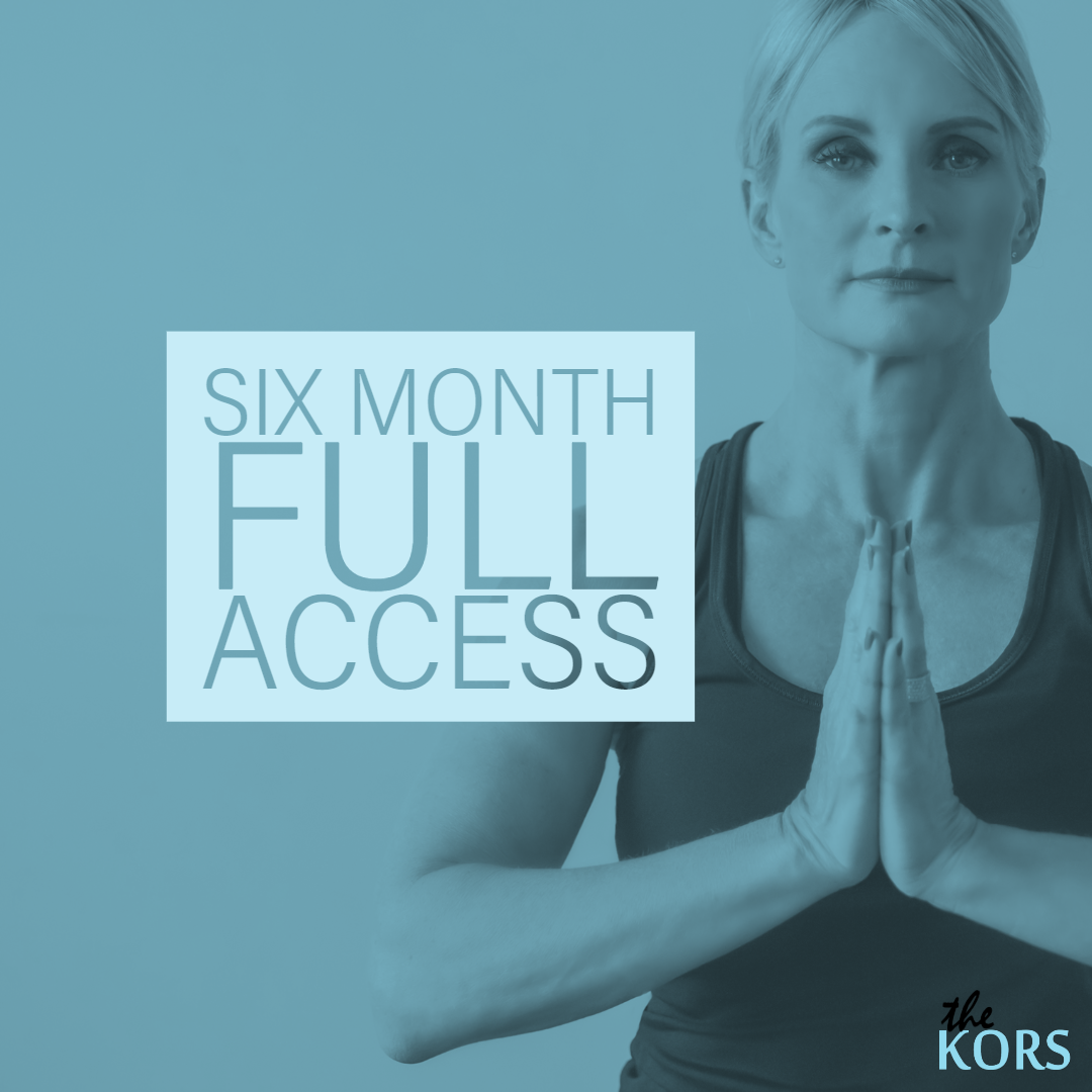 theKORS weight loss and Wellness Coaching Full Access Package Picture